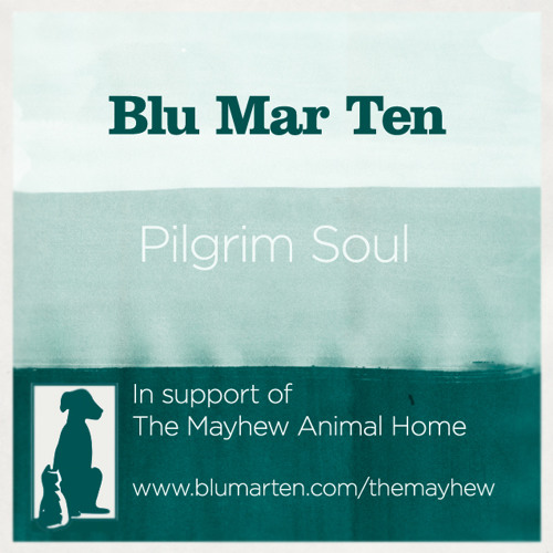 Blu Mar Ten - Pilgrim Soul (free track for charity - please read info)