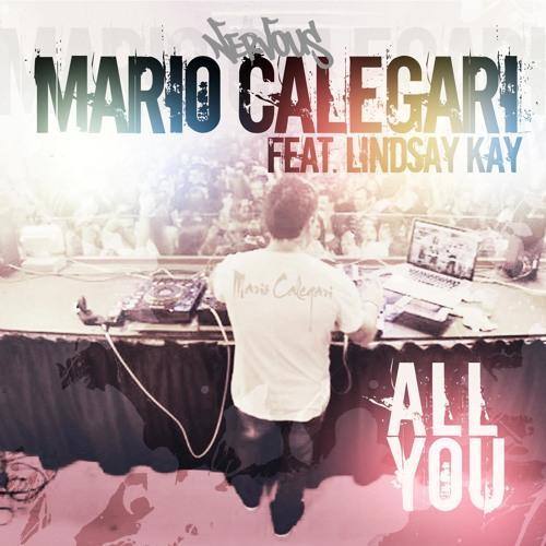 Mario Calegari Ft. Lindsay Kay - All You (David Herrero OLE Remix)