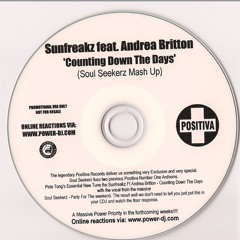 Sunfreakz feat. Andrea Britton - Counting Down the Days (Soul Seekerz Radio Mash-Up)