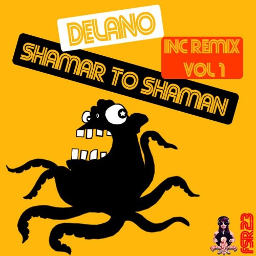 Delano - Shamar To Shaman (Phase Difference's Far Far West Remix) *Lo-Fi* [Free Spirit] (Out)