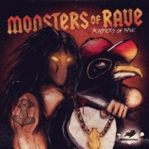 Monsters of Rave - Pinguin