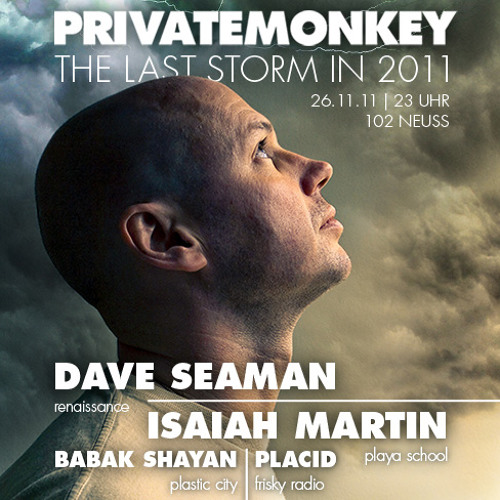 Placid @ PrivateMonkey --live recording @ 102 Club--
