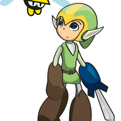 Zelda Versus Megaman 8bit dubstep remix