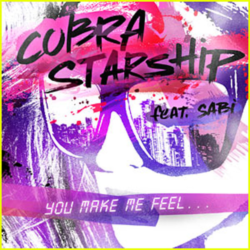 Cobra Starship - You Make Me Feel (Andre Jetson & DJ Saam Remix)