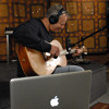 Guitar Legend Tommy Emmanuel Records with Apogee ONE