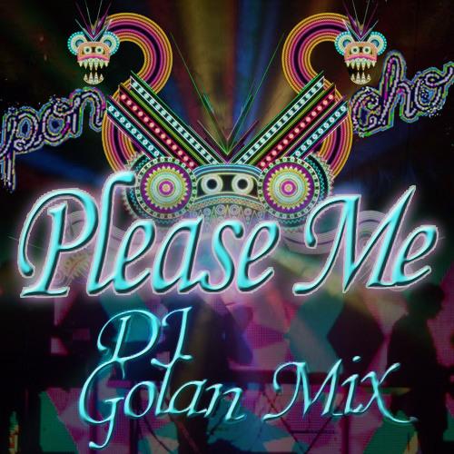 Poncho ft. Maxi Trusso - Please Me (DJ Golan Mix)