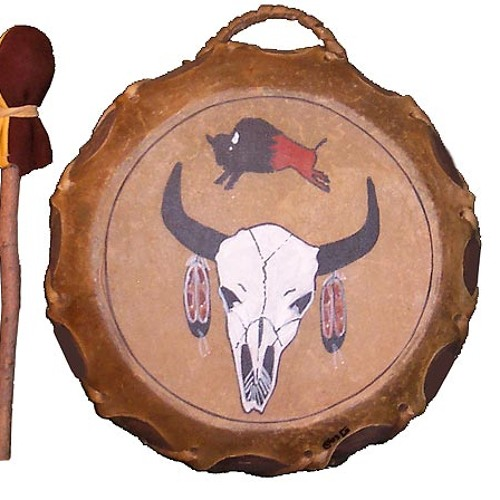 Бубен Индейцев Великих Равнин