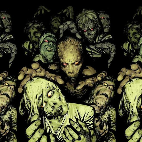 deconstructing zombies interlocking into oblivion times infinity