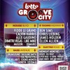 Live @ GrooveCity Belgium ( 26/11/11 ) FIRST 17 MINUTES