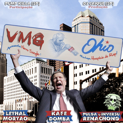 VMG - OHIO (part PumpKilla, prod Dj Caique) Mixtape Hospício do Rap