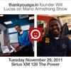 Sirius/XM Radio Interview on thankyoauga.in