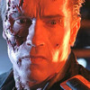 Terminator 2 - Metal cover