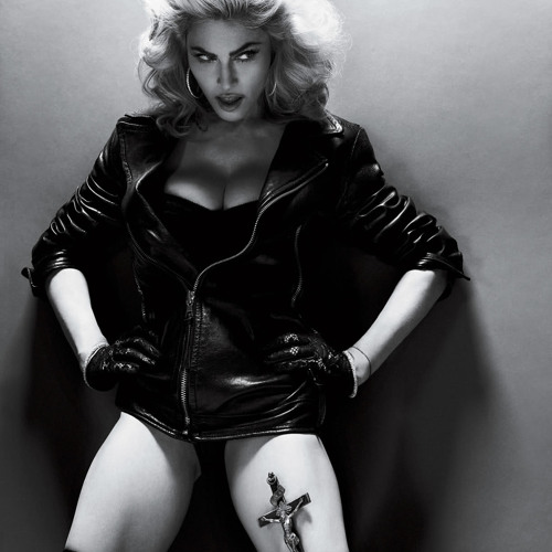 Madonna is Suffocating