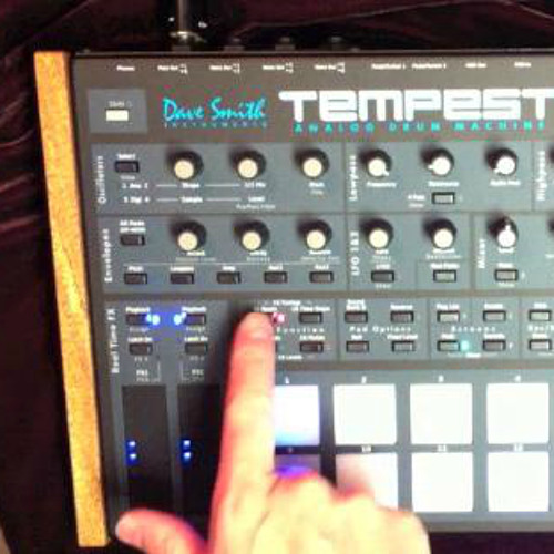 Tempest Drum Test v8 29Nov11