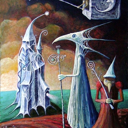 Arrival of the Sorcerers
