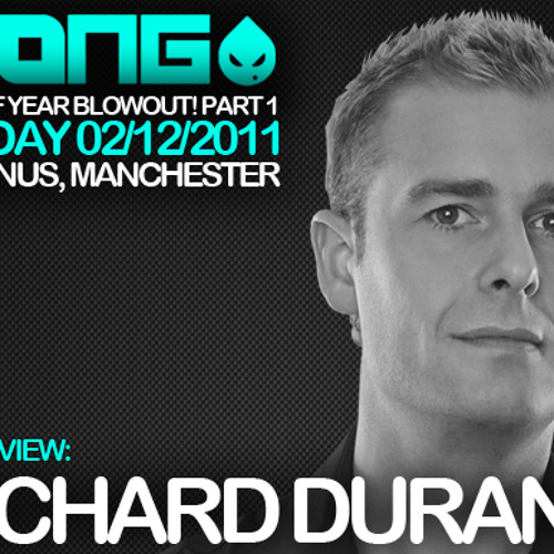 RONG Manchester End of Year Blowout Part1 - Richard Durand Guestmix: Live @ Godskitchen Oct 2011