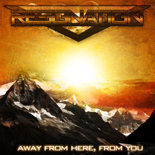 Away From Here, From You by Resonation (Crushers Remix)
