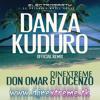 Don Omar Ft.Lucenzo - Danza Kuduro - DJNEXTREME - www.djnextreme.com Portada del disco