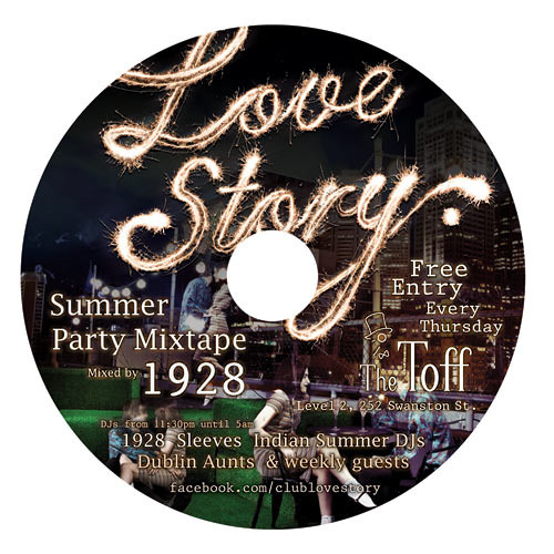 Love Story Summer Party Mixtape (mixed by DJ 1928)