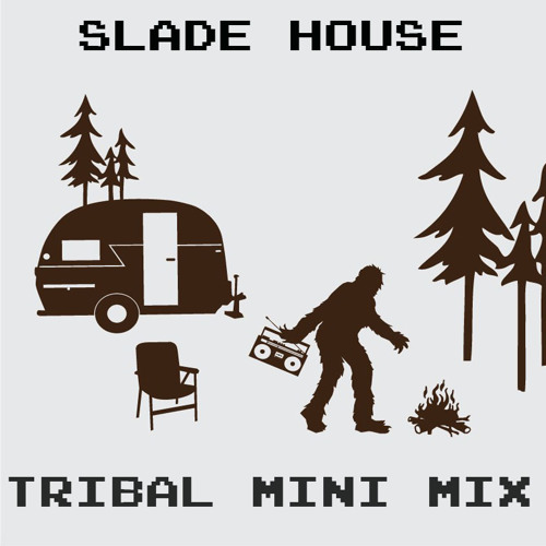Tribal Tribally Funky Soulful House Mini Set on Turntables