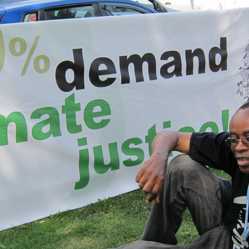 Nnimmo Bassey on Occupy Climate Justice