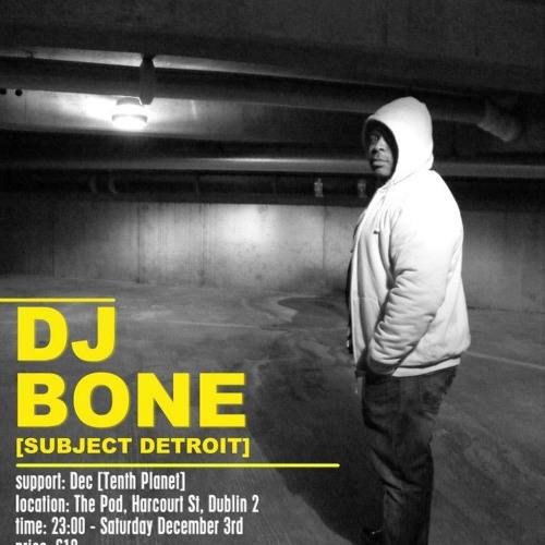 Dec - DJ Bone Warmup Mix