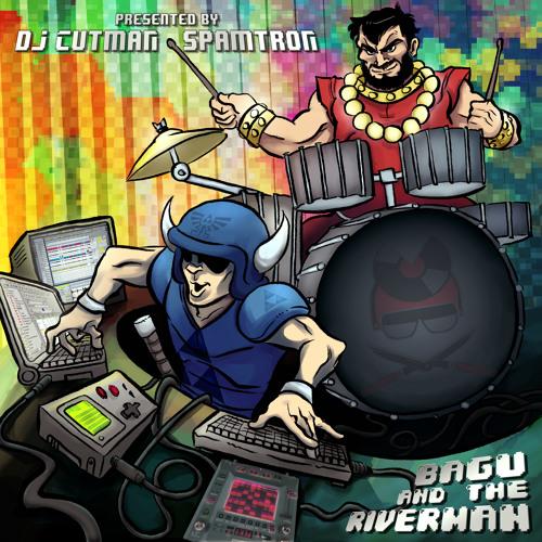 Bagu and the Riverman (Zelda II album preview)