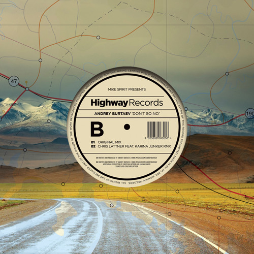 Andrey Burtaev- Don't So No (cut) (Highway Records HWR014)