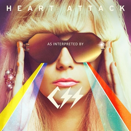 The Asteroids Galaxy Tour - Heart Attack (CSS Remix)