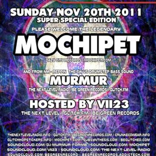 MOCHIPET - GLITCH.FM MIX 2011 [Like? Repost!]
