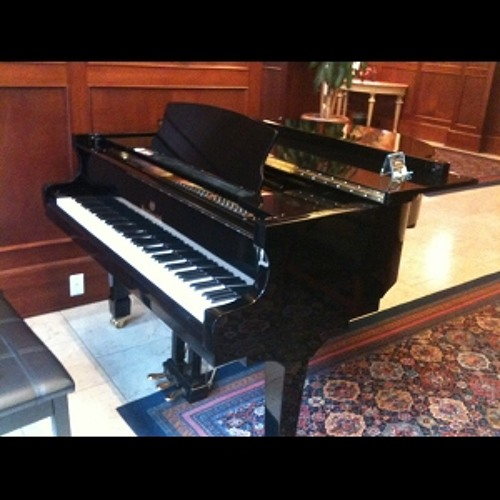 The Swan - Piano at Magnolia Hotel & Spa