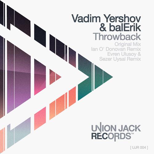 Vadim Yershov & balErik - Throwback (Ian O'Donovan Remix) Low qual preview