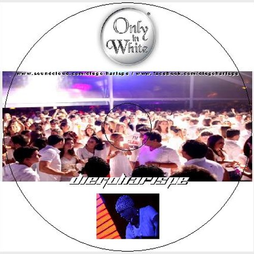 Diego Harispe Live @ Only In White 2011 Sao Paulo Brazil