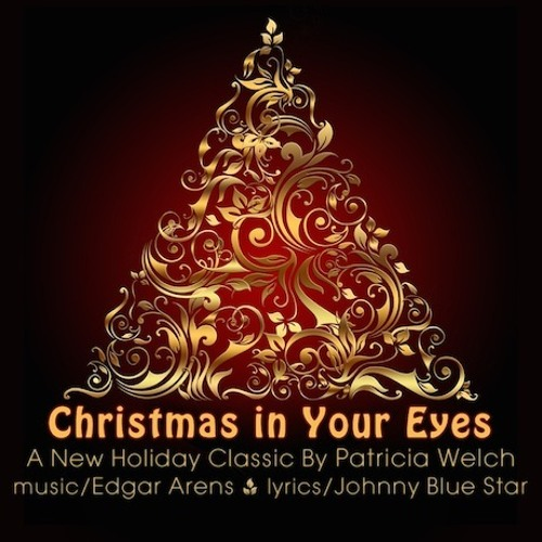 Patricia Welch - Christmas In Your Eyes (2011)