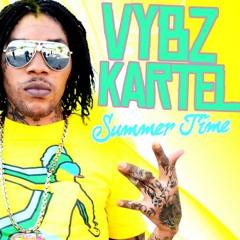 Vybz Kartel - Summer Time (Riddim by Adde Instrumentals)