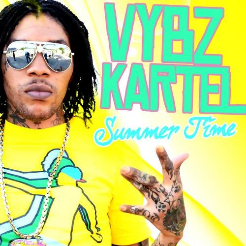 Download Vybz Kartel - Summer Time (Riddim by Adde Instrumentals)