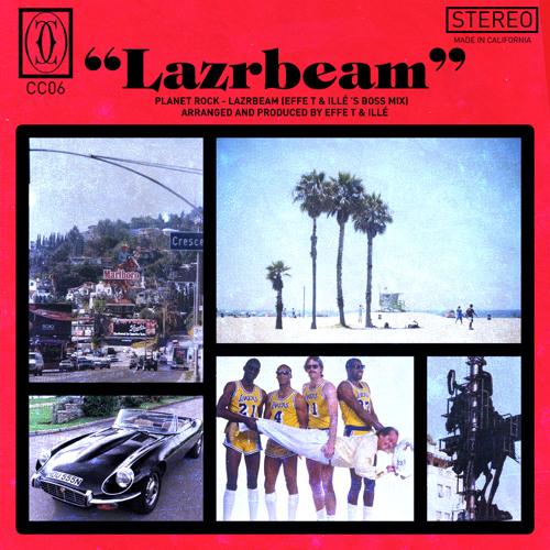 Planet Rock - Lazrbeam (Effe T & Illé's Boss Mix)