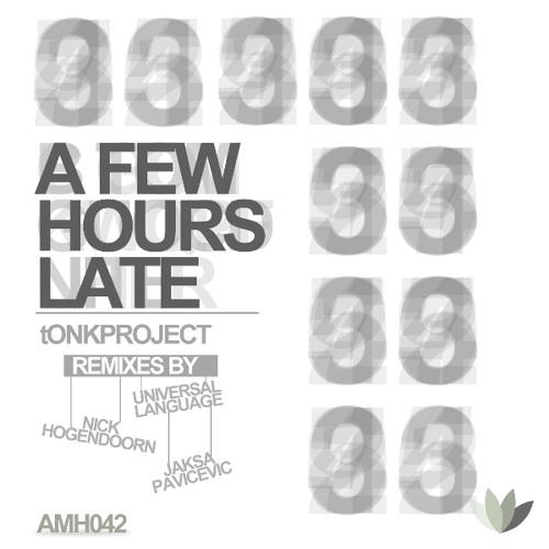 tONKPROJECT - A few hours late (Original Mix)