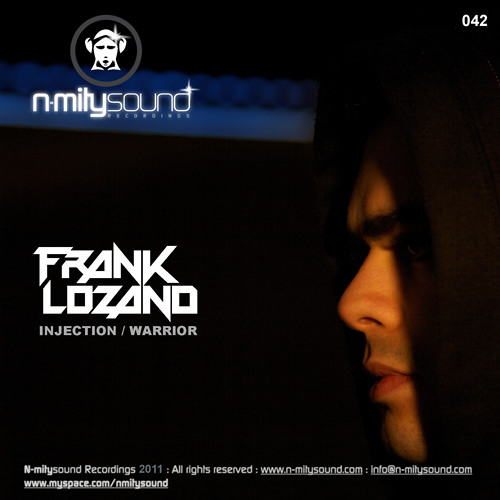 Frank Lozano - Injection (Original Mix) (NMITY042)