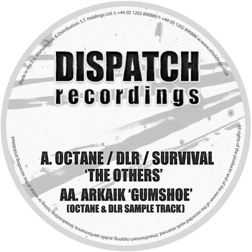 Arkaik - Gumshoe [Octane & DLR sample track] - Dispatch LTD 005 (CLIP) - OUT NOW
