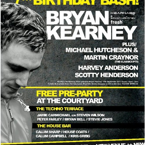 Scotty Henderson Live @ Rectify 7th Birthday With Bryan Kearney 17/09/2011