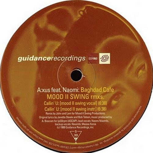 A:xus Feat Naomi Nsombi - Baghdad Cafe (Calling You)