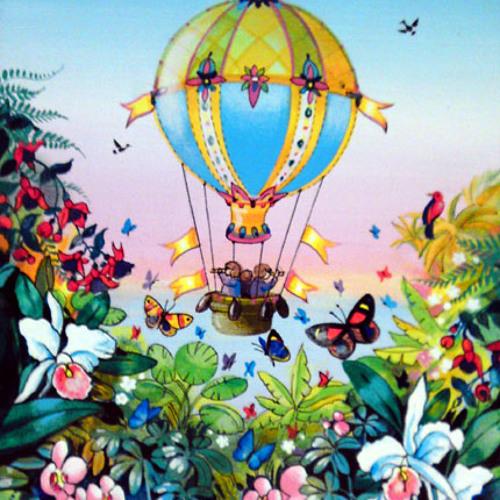 "kifoofn""Journey of the moon in tropics"""