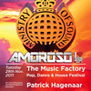 DJ Amoroso LIVE from Barbados! The Music Factory Festival / Ministry Of Sound World Tour 2011