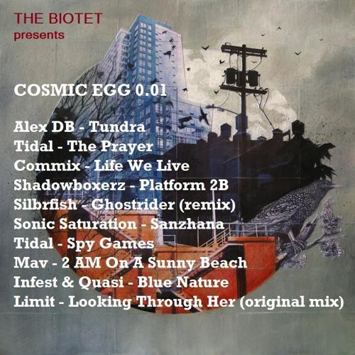 Cosmic Egg 0.01 (full mix inside)