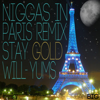 Niggas in Paris Remix