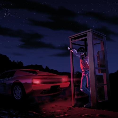 Kavinsky - Nightcall (Anglo Satellite Remix)
