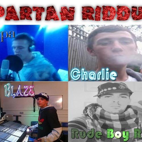 Spartan Riddum - Snipe FT Charlie, Tiny Blaze and D-NO