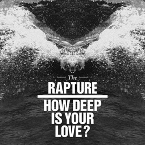 The Rapture - How Deep Is Your Love? (SIGNAL demo remix)