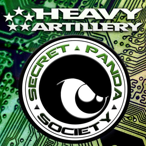 Secret Panda Society - Breakout EP [Heavy Artillery Recordings] November 16th 2011